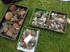 2014 June Archeology finds blantyre